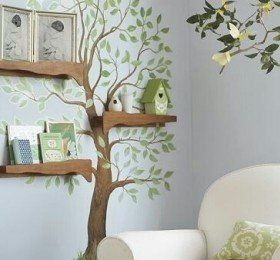 Image Result For Woodland Themed Nursery Ideas