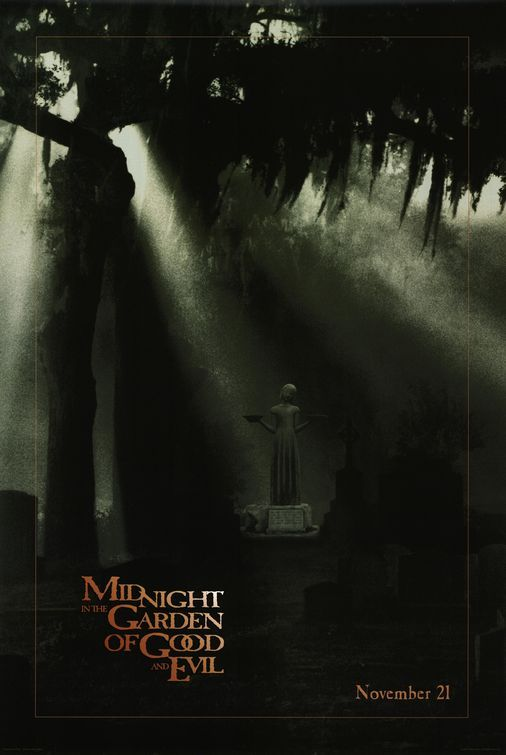 midnight in the garden of good and evil 1997 by clint eastwood - Midnight In The Garden Of Good And Evil Book
