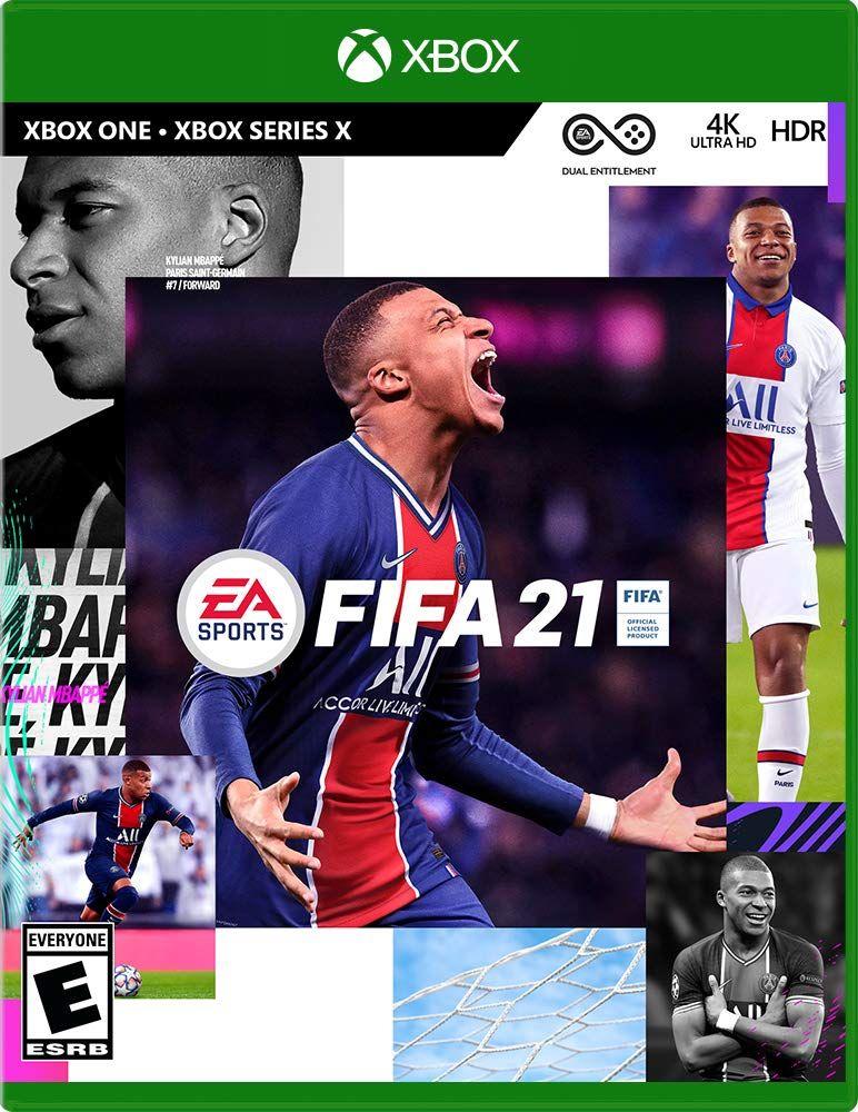 FIFA 21 in 2020 Fifa, Xbox one, Fifa ultimate team
