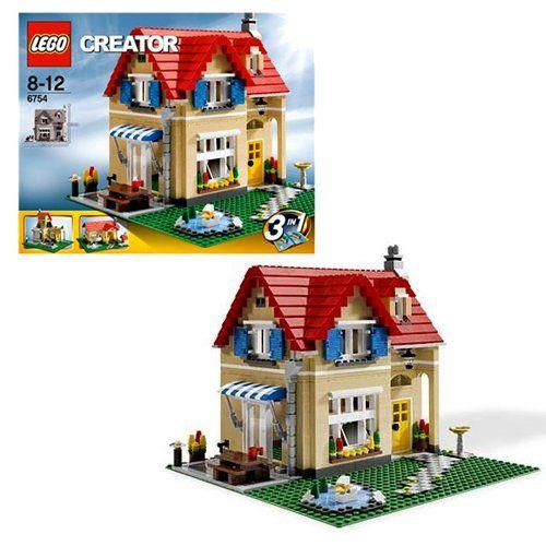 Lego Creator Family Home Lego Creator Lego Creator