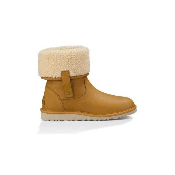 7042bb648c6 UGG Malindi ($200) ❤ liked on Polyvore featuring shoes, women, cuff ...