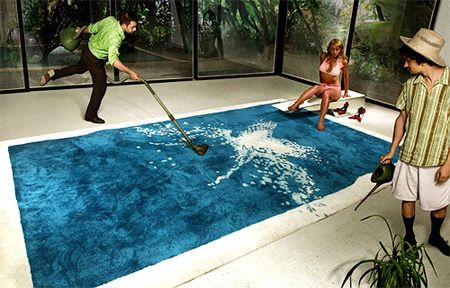 Another 15 Weirdest Rugs And Carpets Cool Funny Carpet