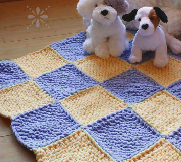 The Easy Blocks Baby Blanket is another Free beginner ...