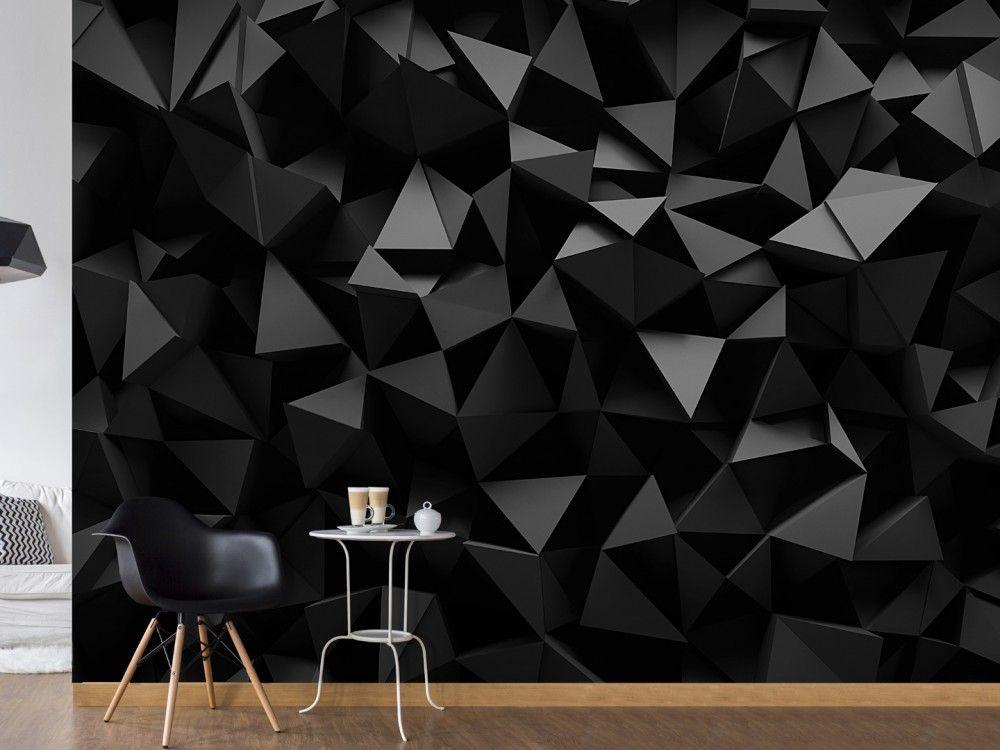 papier peint g om trique des motifs graphiques pour le d cor de votre int rieur envie de. Black Bedroom Furniture Sets. Home Design Ideas