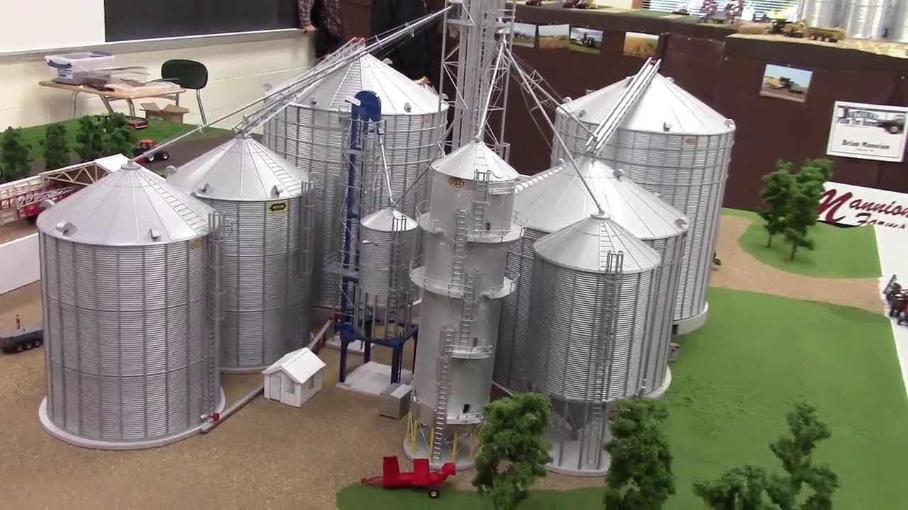 Custom toy 1 64 farm displays 1 64 for 1 64 farm layouts