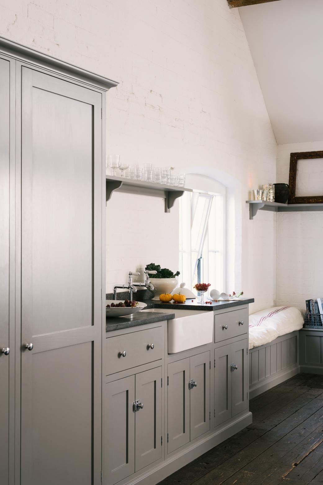 The Loft Kitchen   deVOL Kitchens   Loft kitchen, Kitchen ...