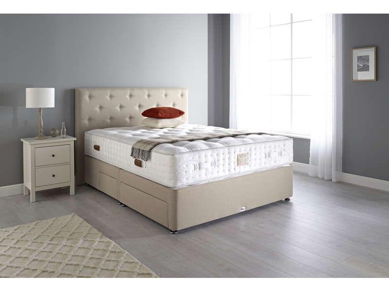 matelas ressorts 140x190 cm staples royal heritage matelas conforama. Black Bedroom Furniture Sets. Home Design Ideas