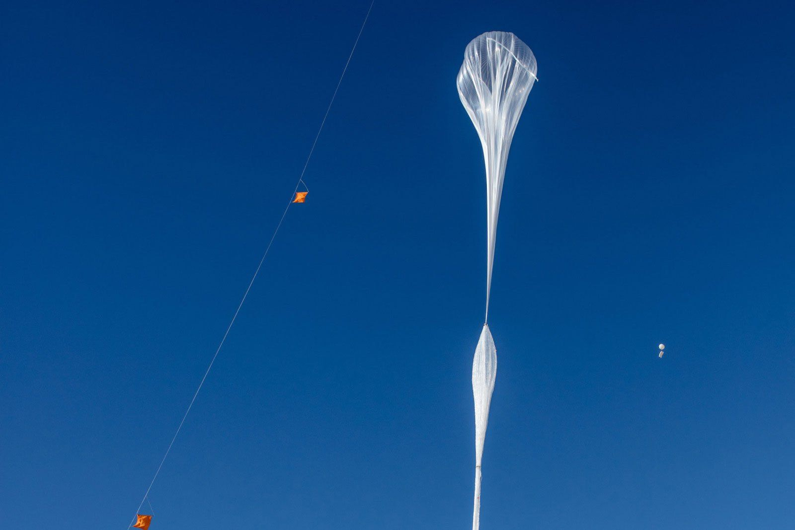 World View successfully launches nearspace balloon from