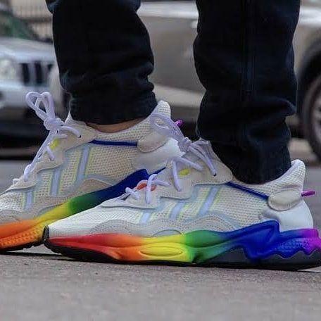 Adidas ozweego pride  Sizes : 41 - 45 Available  Paytm/Google Pay/PhonePay :2499/-only (Free Shippin...