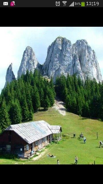 Transylvania, Romania   I've always wanted to go :-)