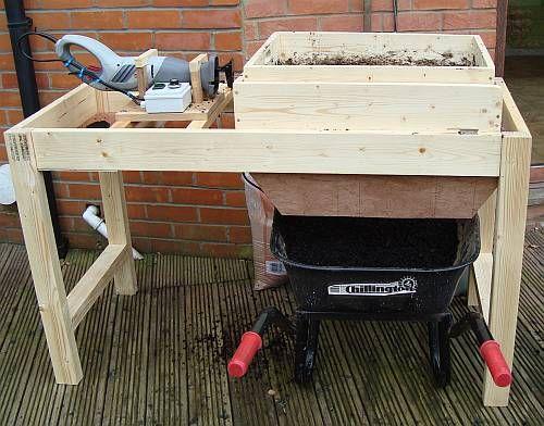 Mobili Shaker ~ Sieve u screen shaker for soil and compost u nifty stuff