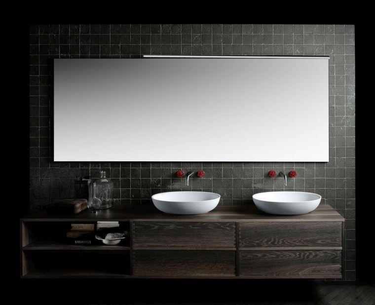 Meuble Salle De Bain Bois Tout Savoir Sur Les Types Et Essences - Salle de bain boffi