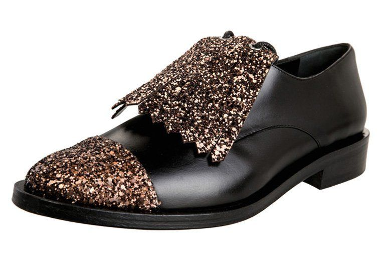 493a41b110cf5b Derbies - bronze glitter/black @ ZALANDO.FR 🛒 | Shoes | Best shoes ...