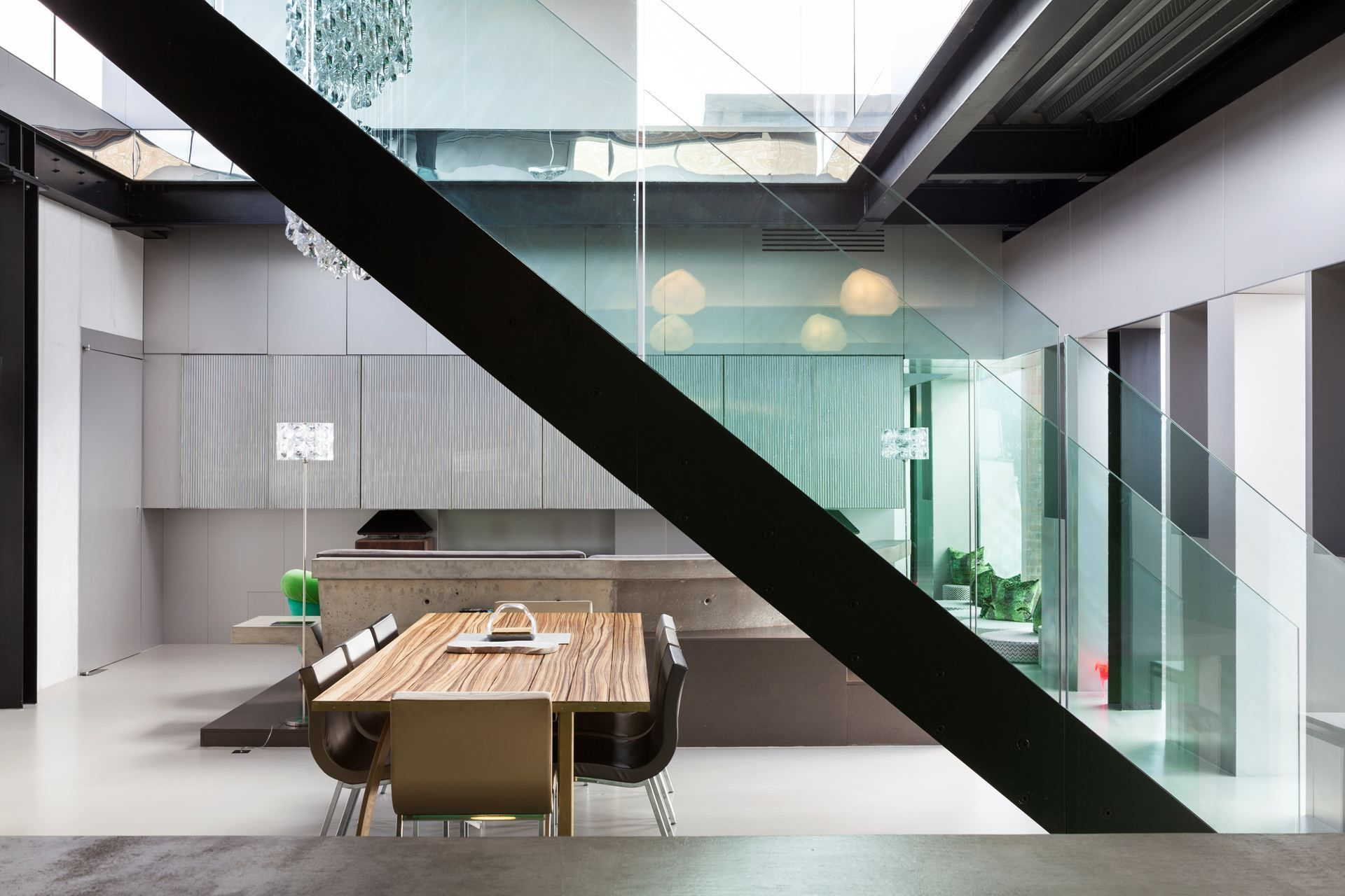 Silverlight by tanzanian born british architect david adjaye the london residence sits on land that what was once host to a victorian style powder puff