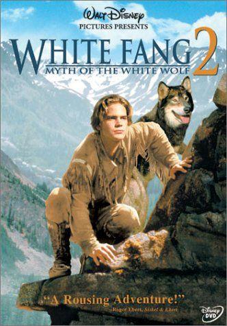 White Fang 2 Myth Of The White Wolf Filmes Da Disney Lobo