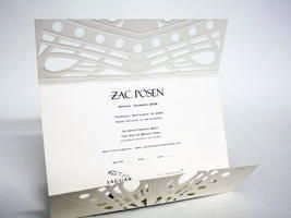 Fashion Week Invitations