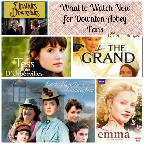 What To Watch For Downton Abbey Fans Period Drama Movies