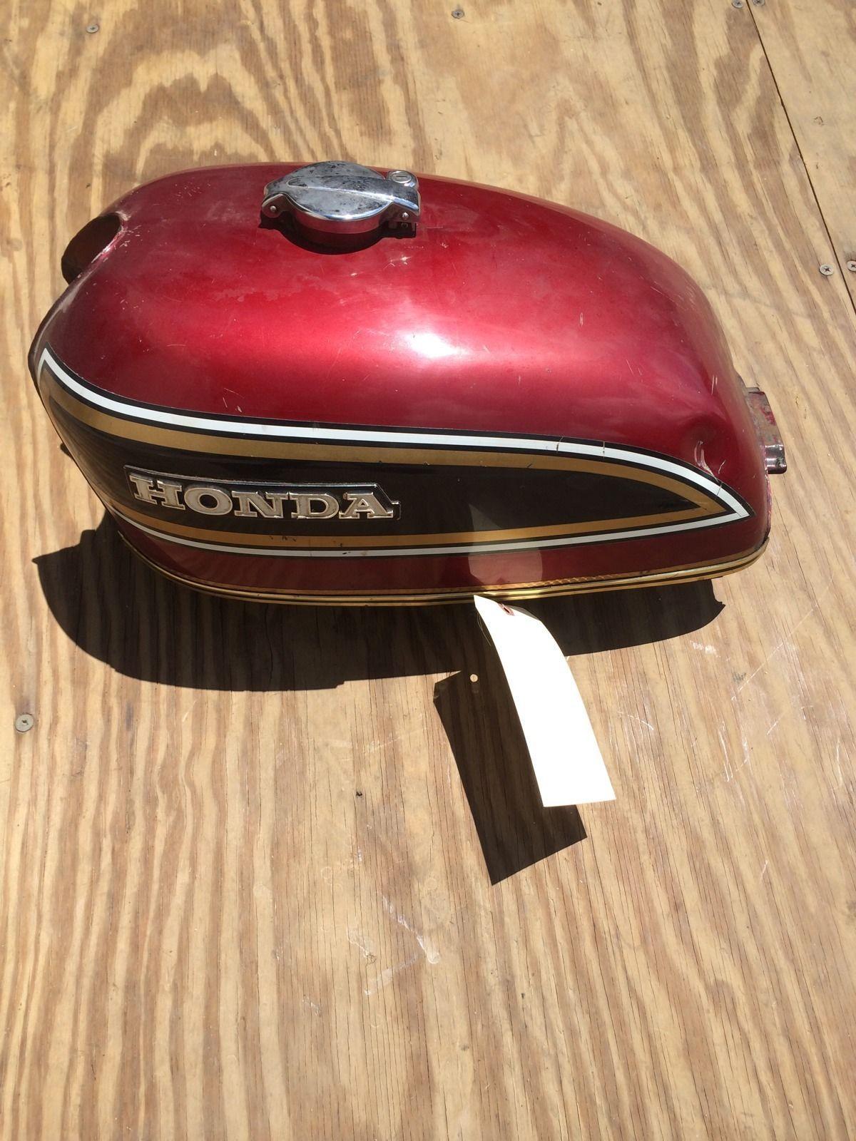 Vintage Honda Cb750k Motorcycle Fuel Gas Tank Fuel Gas Gas Tanks Motorcycle