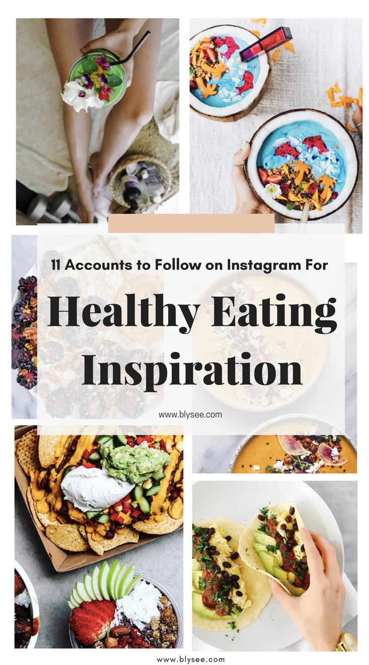 11 accounts to follow on instagram for healthy eating inspiration 11 accounts to follow on instagram for healthy eating inspiration healthy recipes healthy lifestyle top blogs forumfinder Choice Image