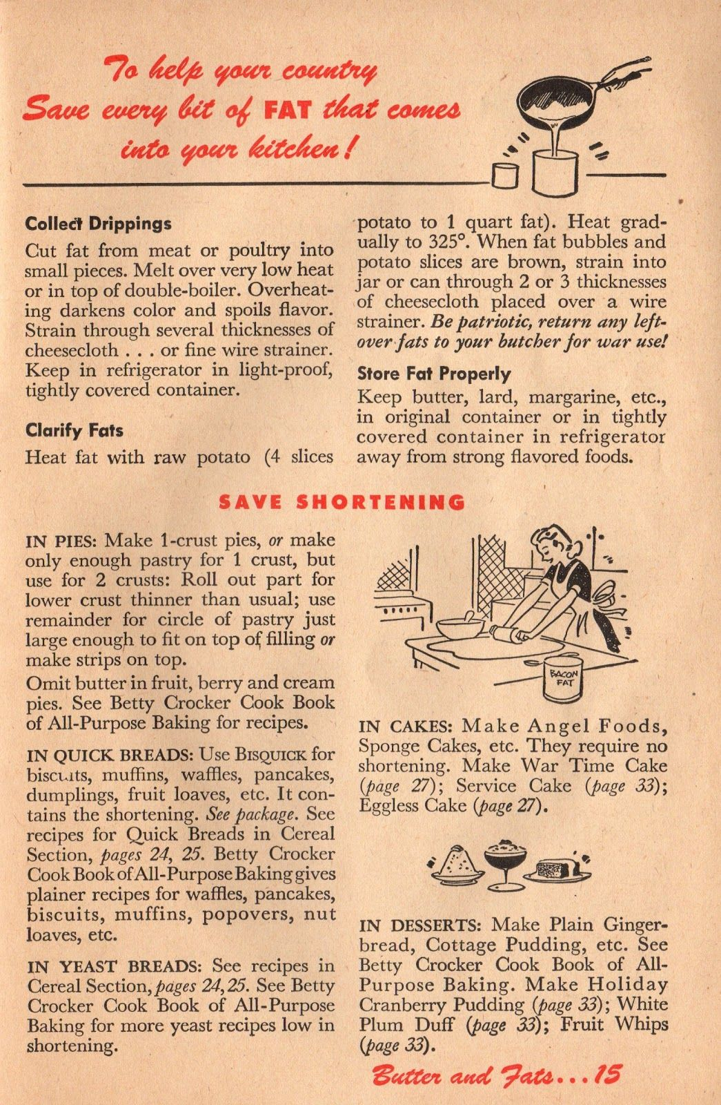 1943 Betty Crocker Your Share Wartime Meal Planning Wartime Recipes Vintage Recipes War Recipe