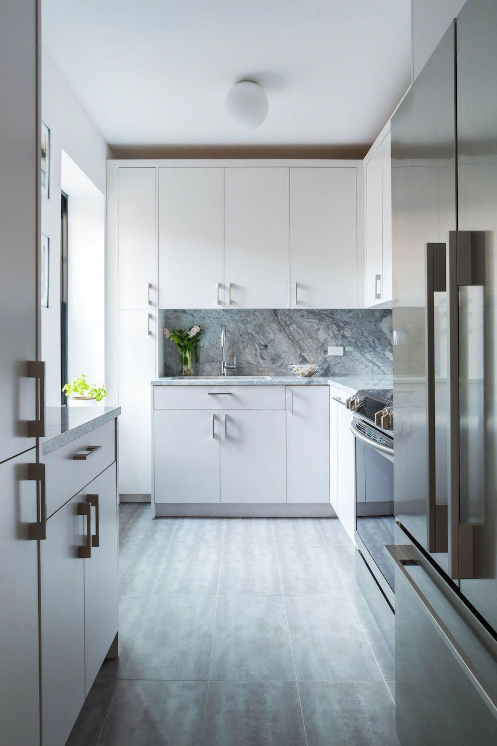 Small kitchen design | Tips and tricks to maximize your small ...