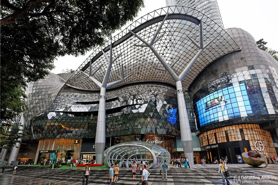 ION Shopping Center, Orchard Road, Singapore