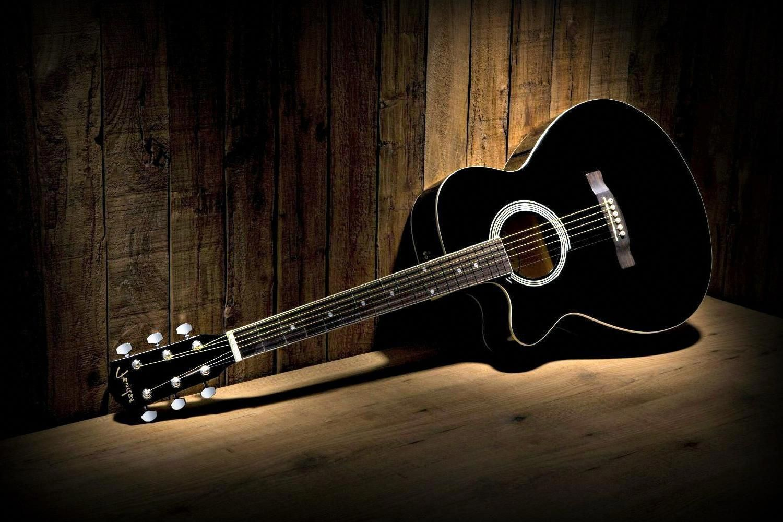 Guitar Wallpaper For Pc Guitar Photos Guitar Acoustic Guitar Photography