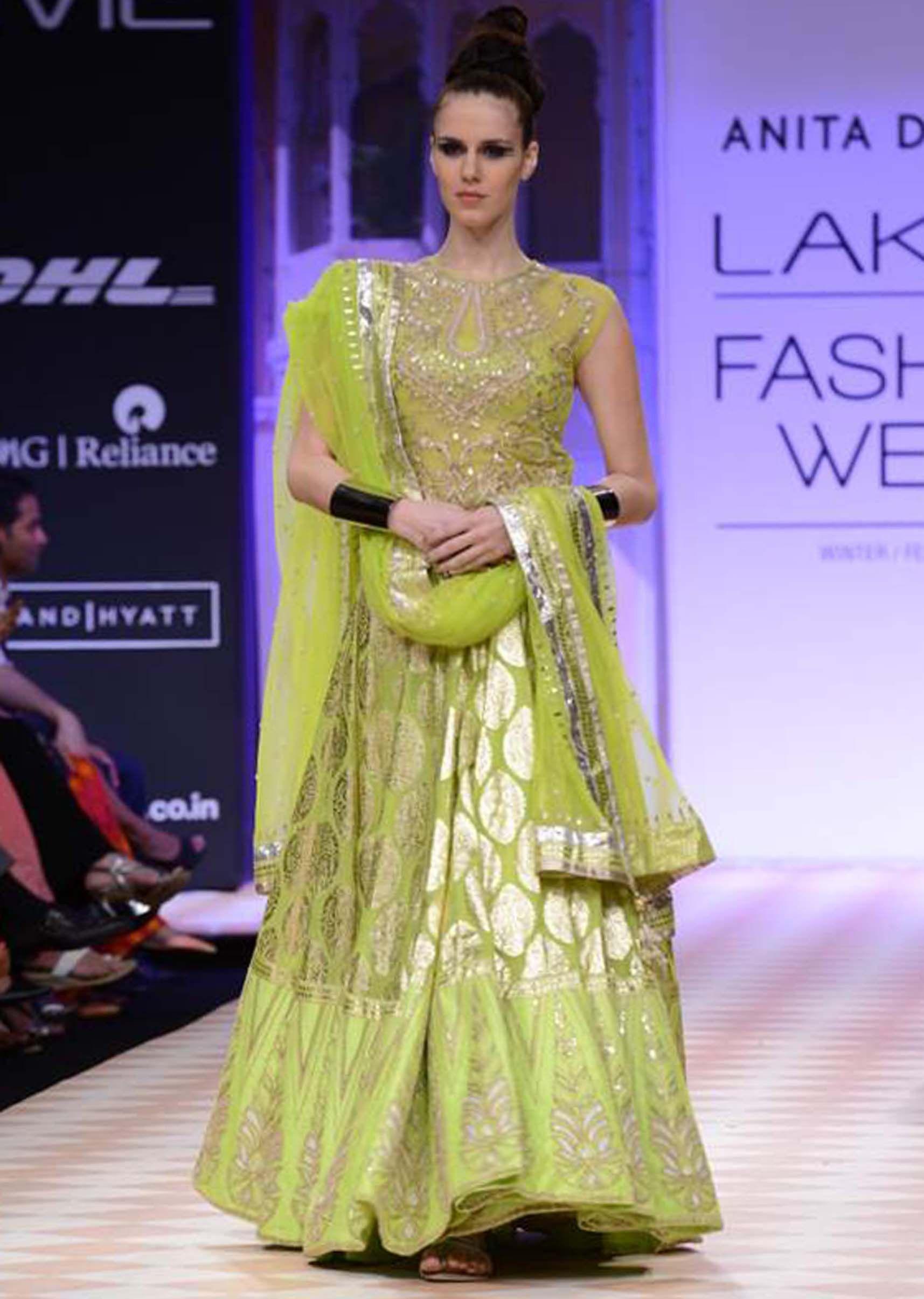 adba75c76bb Anita Dongre royal collection at Lakme Fashion Week Winter Festival 2013 SN  29