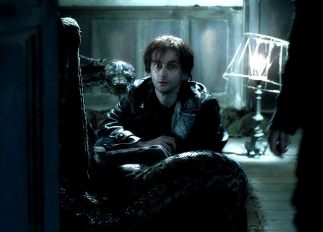 David Tennant Harry Potter David Tennant As Barty Crouch Junior In Harry Potter And The Goblet Of Barty Crouch Jr David Tennant Harry Potter David Tennant