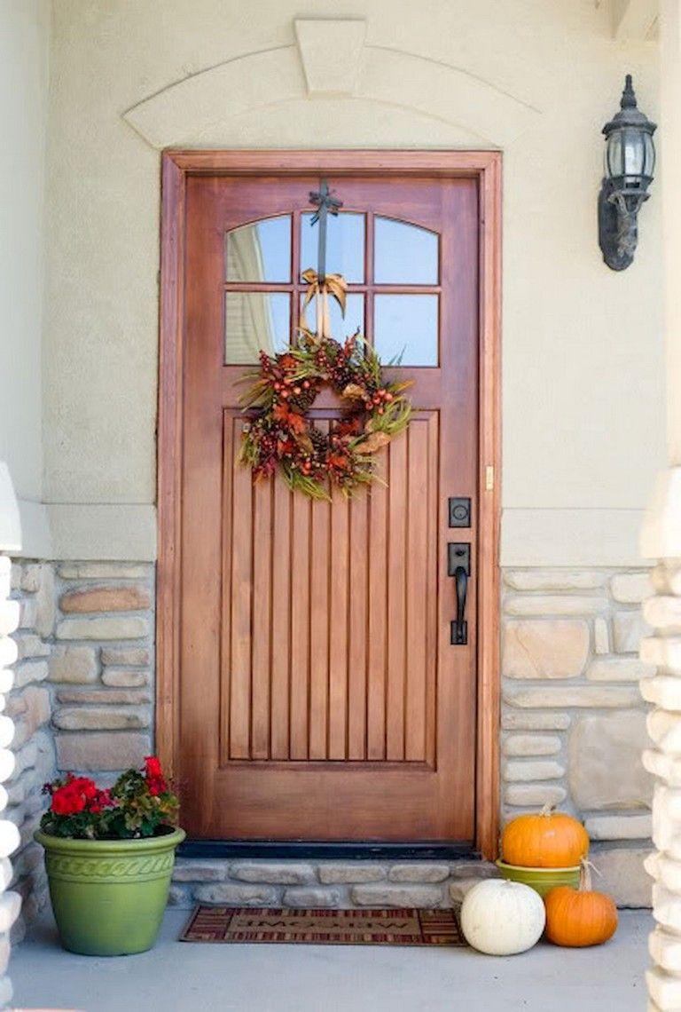 53 Stunning Vintage Mid Century Living Room Decor Ideas Front Door Colors Exterior House Colors Beautiful Doors