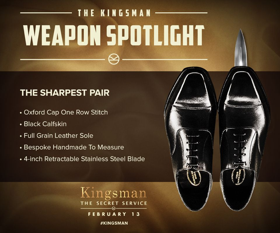 Oxfords Not Brogues Movies Kingsman Kingsman The Secret Service