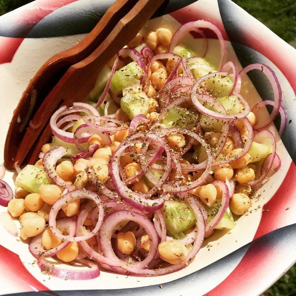 Pin op salade
