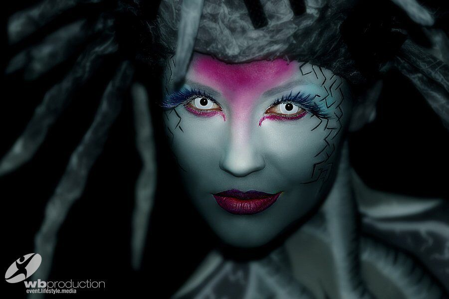 Magic Moment captured by Joe Aichner at last years  World Bodypainting Festival  Bodypainting-Festival.com