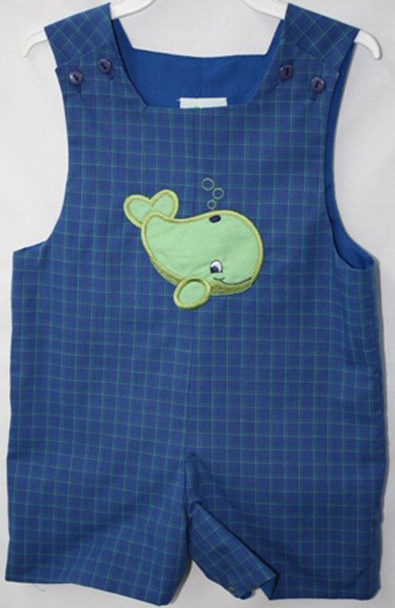 Photo of Baby Boy Shortalls | Baby Longalls |  Whale Clothing | Clothes with Whale | Whale Baby Clothes | Baby Boy Romper |Baby Boy Shortall  291363