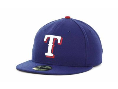 best sneakers aea9b 52dee Texas Rangers New Era MLB Authentic Collection 59FIFTY Hats