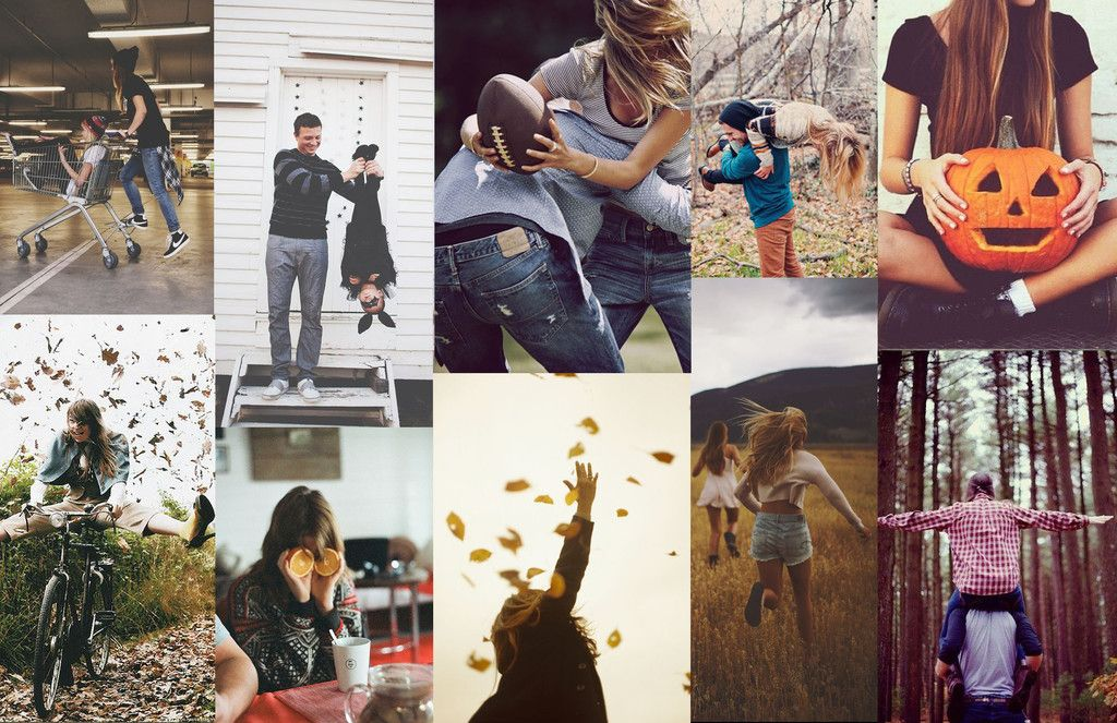 Play, Fall Feels, Football, Leaves, Pumpkins