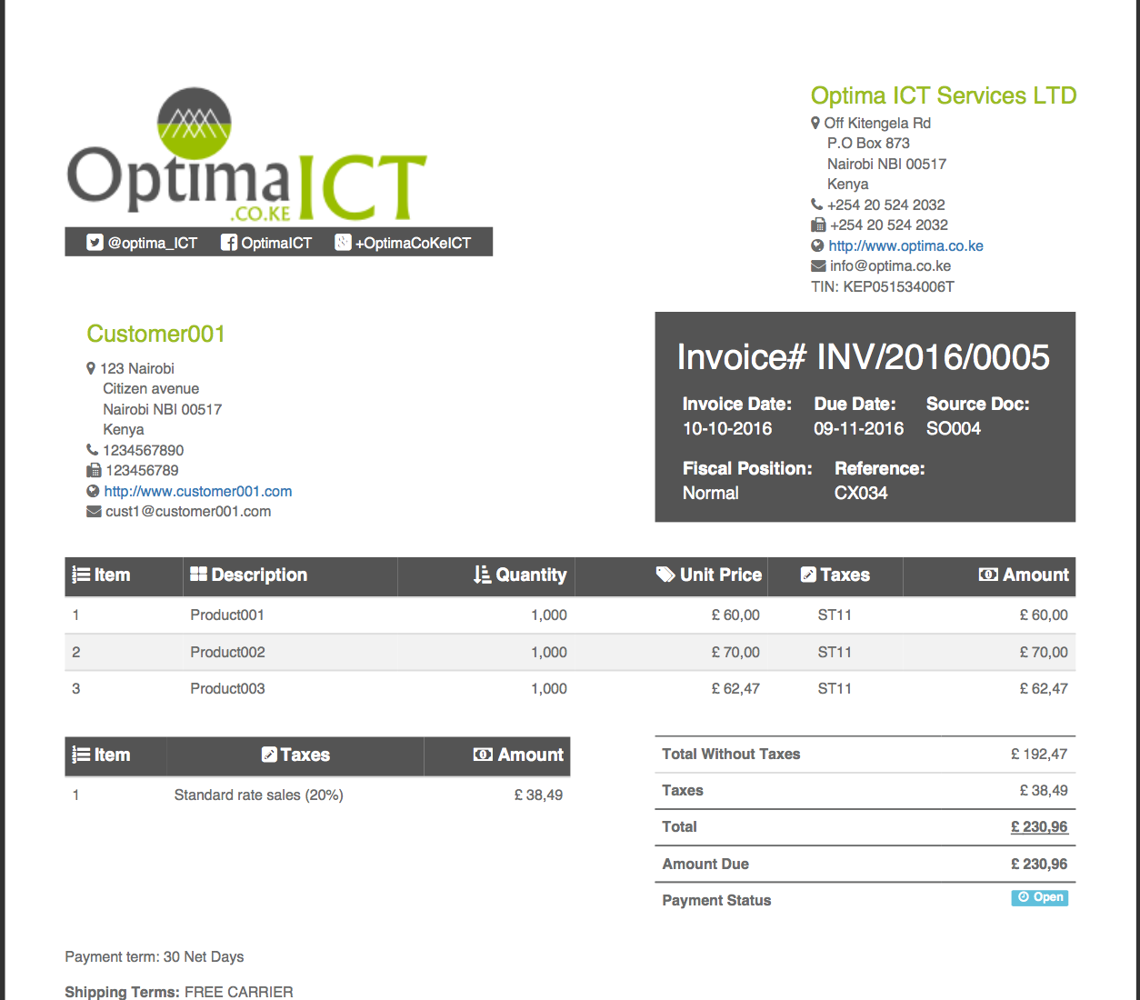 Image result for modern service invoices Business, Image