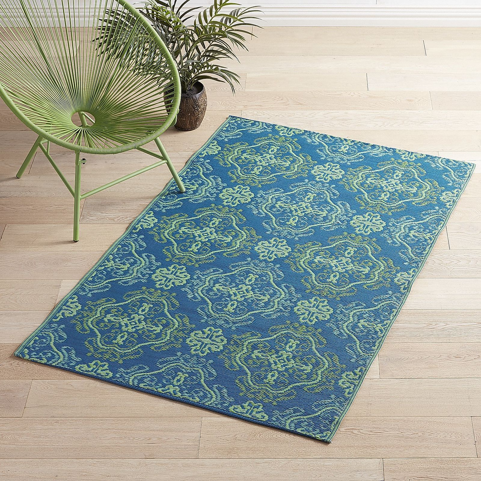 Waterproof Outdoor Boho Medallion 4x6 Rug & Waterproof Outdoor Boho Medallion 4x6 Rug | Design Styles - Bohemian ...