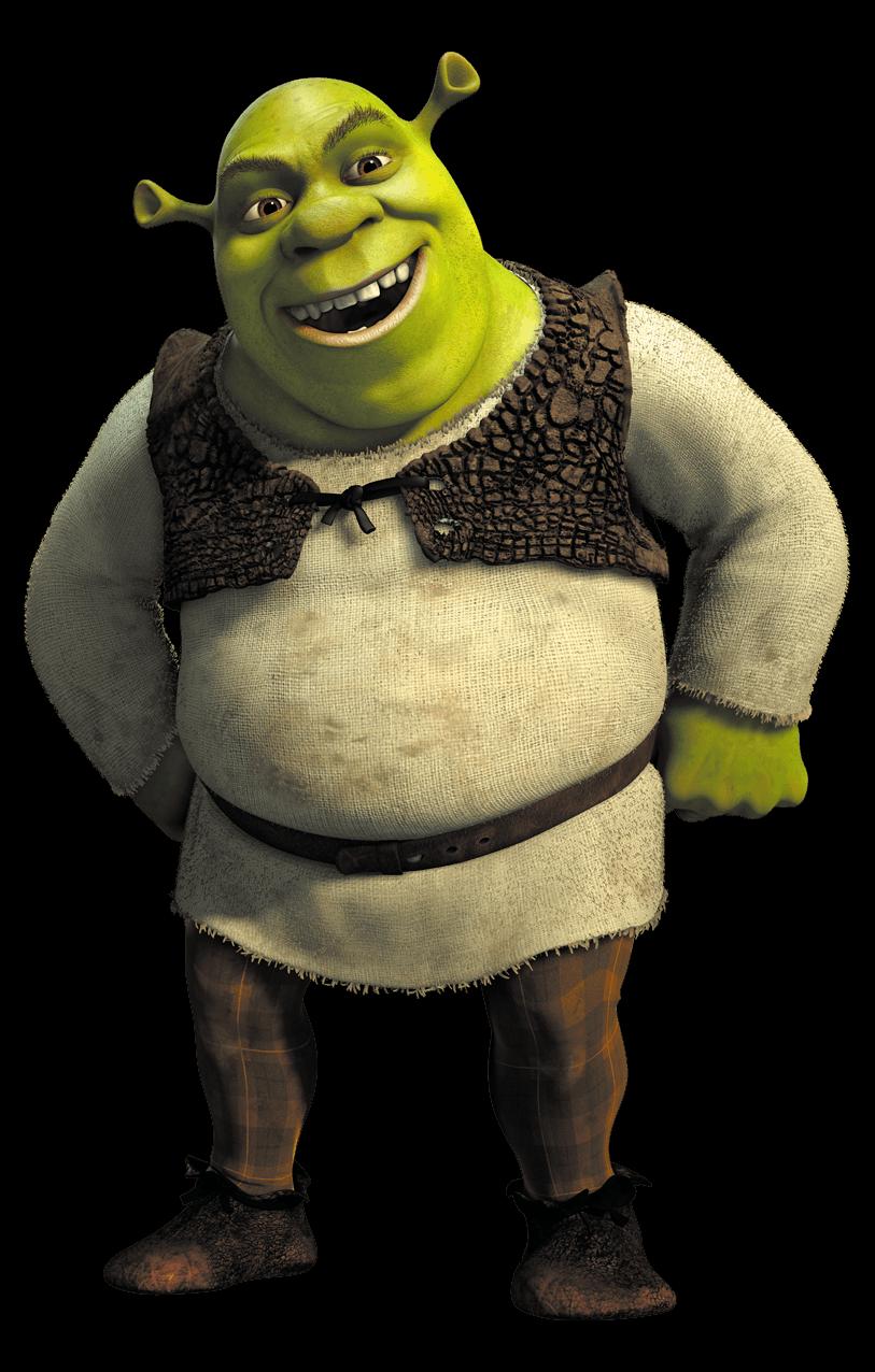 Cartoon Characters Madagascar And Shrek Png Shrek Cartoon Characters Cartoon