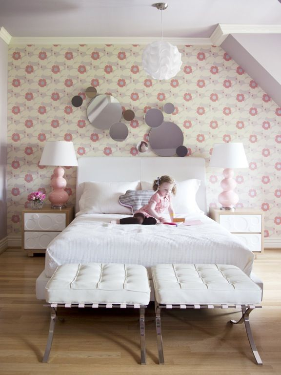 so cute great mirrors above the bed kids pinterest zimmer m dchen teenager zimmer und. Black Bedroom Furniture Sets. Home Design Ideas