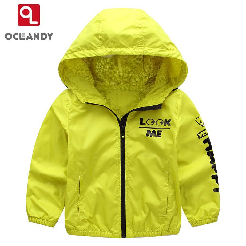 80566ee519b7 Click to Buy    Solid Boys Hooded Jacket Spring Baby Bomber Jackets ...