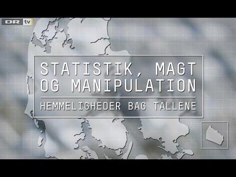 Statistik, magt og manipulation - YouTube