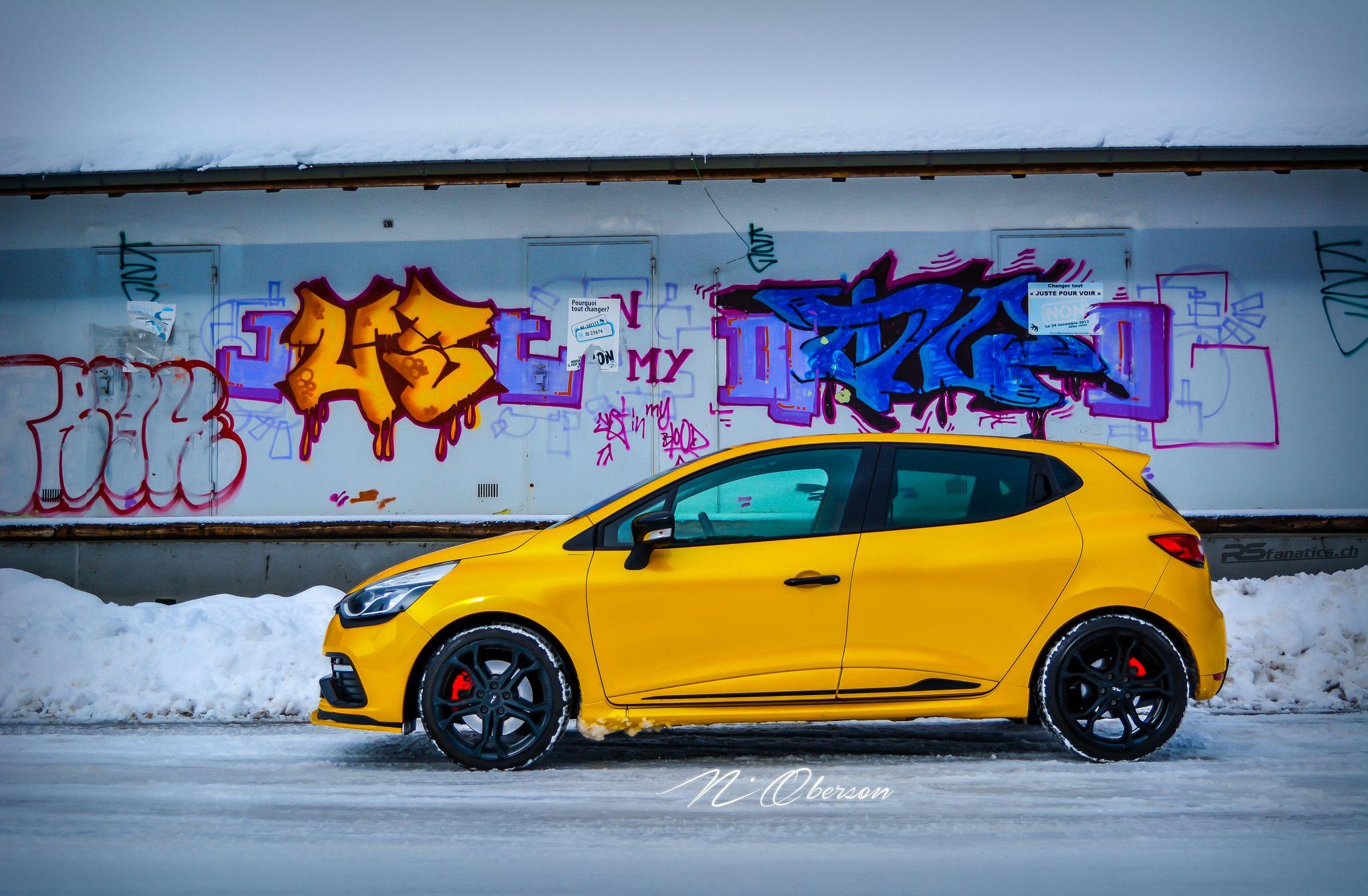 Todos Os Tamanhos Renault Clio 4 Rs Sirius Yellow Flickr