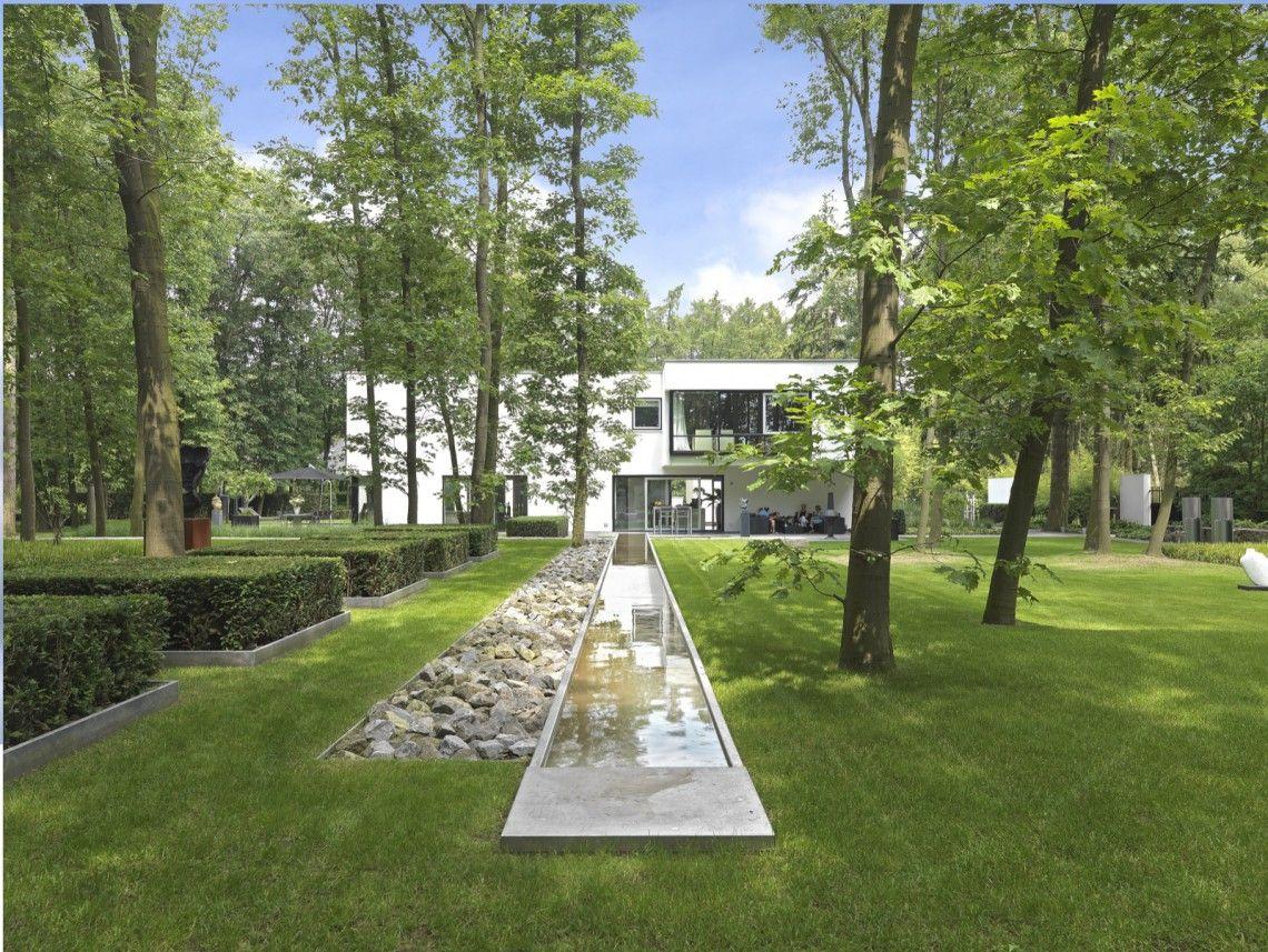 PUUR Groenprojecten - Bostuin - Hoog ■ Exclusieve woon- en tuin inspiratie.