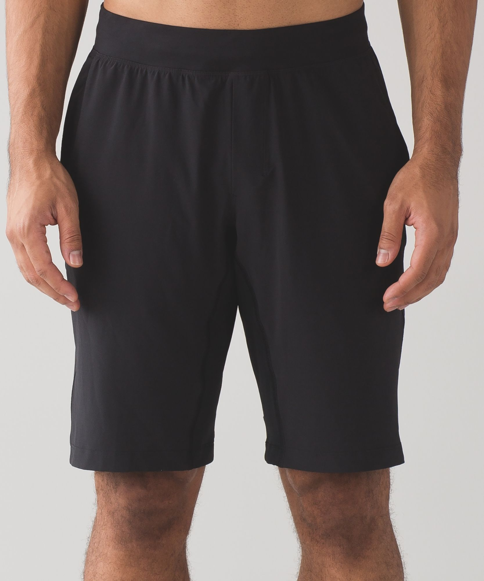 Men's Athletic Shorts - (Black, Size XXL) - T.H.E. Short 9 ...