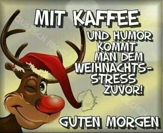Morgenalle Schon Wach Lustige Weihnachten Guten Morgen