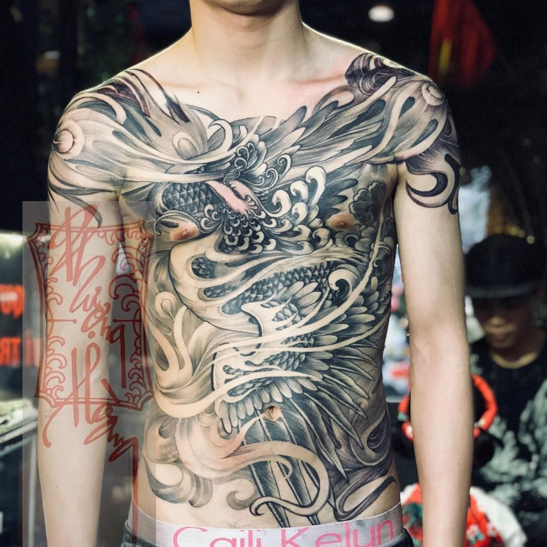"Quangtim on Instagram ""Tattoo quang tim 0975699910"
