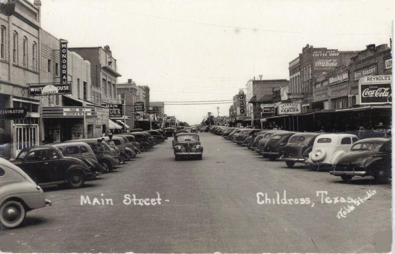 Childress Texas