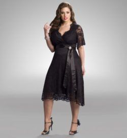 cute cheap plus size dresses (03) | things to wear | pinterest