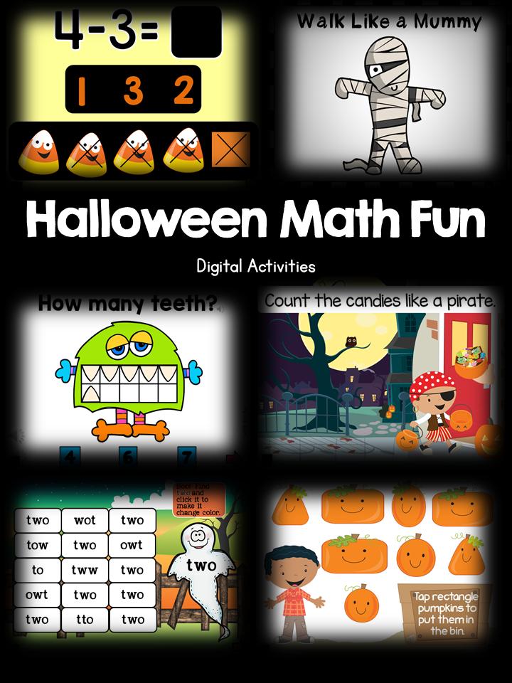 halloween math games powerpoint presentation halloween fun